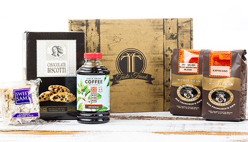 Taste Trunk Monthly Coffee Subscription