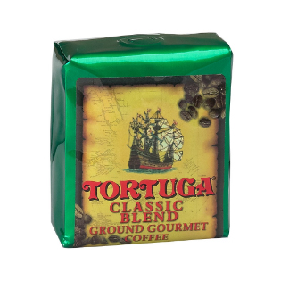 Tortuga Classic Blend Ground Medium Roast Coffee 16oz