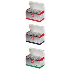 illy Espresso Variety Pack ESE Pods 54ct