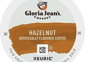 Gloria Jean's Mudslide Medium Roast K cups® 96ct