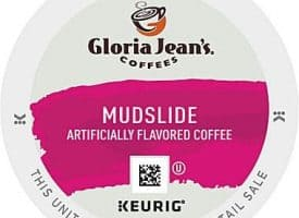 Gloria Jean's Mudslide Medium Roast K cups® 18ct