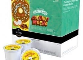 Original Donut Shop Coconut Mocha Medium Roast Coffee K cups®  24ct