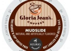 Gloria Jean's Mudslide Medium Roast K cups® 24ct