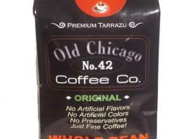 Old Chicago Coffee Original No.42 Whole Bean Medium Roast Coffee 8oz
