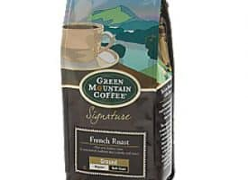 Green Mountain Coffee French Roast Ground Dark Roast Coffee 12oz