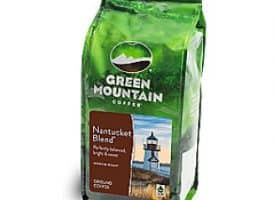 Green Mountain Coffee Fair Trade Nantucket Blend Ground Medium Roast Coffee 12oz