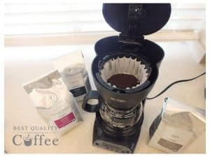 Dean and Deluca Coffee Review