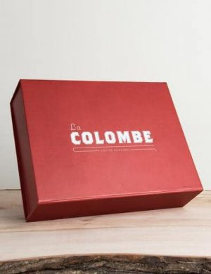 La Colombe The Geisha Giftbox Whole Bean Light Roast Coffee 24oz