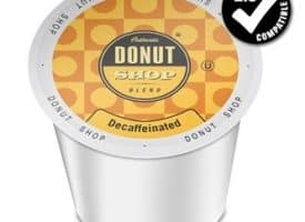 Authentic Donut Shop Blend Decaf Medium Roast K cups®  24ct