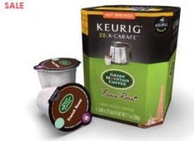 Green Mountain Coffee French Roast Dark Roast K-Carafe Pods 8ct