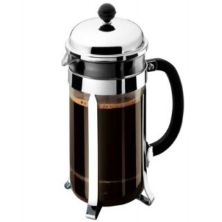 Bodum Chambord French Press New Style Coffee Maker 12 cup (51 oz)
