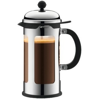 Bodum Chambord French Press New Style Coffee Maker 8 cup (34 oz)