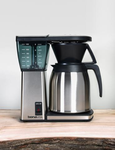 Bonavita 8 Cup Coffee Brewer BV1800SS