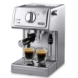 Delonghi ECP3630 Stainless Espresso Maker