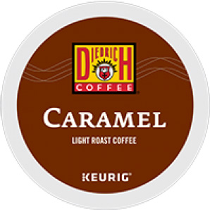 Diedrich Coffee Caramel Light Roast K cups®  24ct