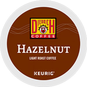 Diedrich Coffee Hazelnut Light Roast K cups®  24ct