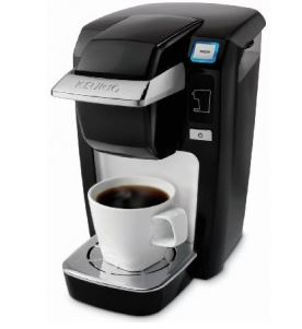 Keurig K10 Mini Plus Coffee Brewer Black