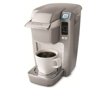 Keurig K10 Mini Plus Coffee Brewer Platinum