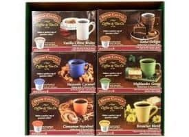 Door County Coffee Single Serve Gift Set K cups® 72ct