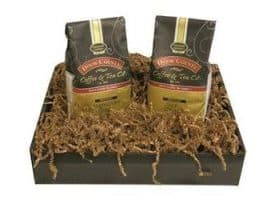 Door County Coffee Twin Pack Gift Set Ground Coffee 20oz