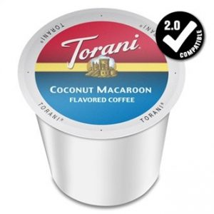 Torani Salted Caramel Medium Roast K cups®  24ct