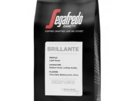 Segafredo Brillante Whole Bean Light Roast Coffee 10oz