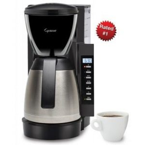 Capresso CM300 Programmable Thermal Coffee Maker