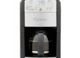 Capresso Coffee Team GS Coffee Maker