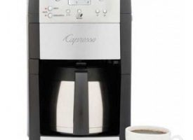 Capresso Coffee Team TS Coffee Maker