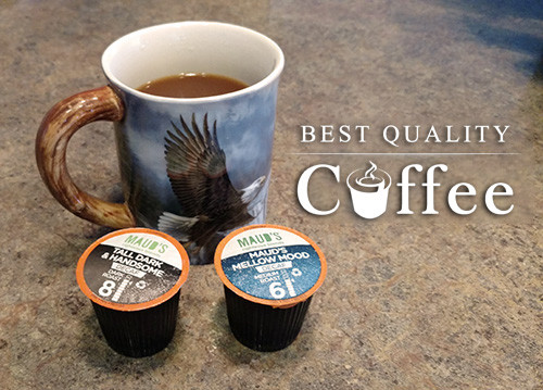 Maud's Decaf Coffee Pods