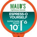 Maud's Coffee Espresso Coffee Pods