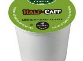 Green Mountain Coffee Half Caff Medium Roast K cups® 24ct