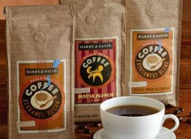 Harry and David Favorite Coffee Variety Pack Whole Bean 36oz