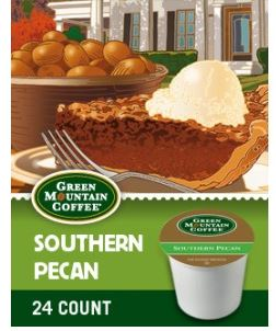 Green Mountain Coffee Southern Pecan Light Roast K cups®  24ct