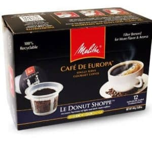 Melitta Coffee Le Donut Shop Light Roast K cups®  12ct