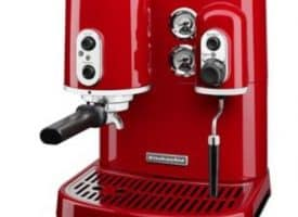 Kitchen Aid Pro Line® Series Espresso Machine with Dual Independent Boilers