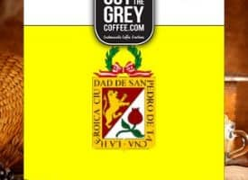 Out of the Grey Coffee Organic Peru HB SMBC La Florida Whole Bean Medium Roast Coffee 12oz