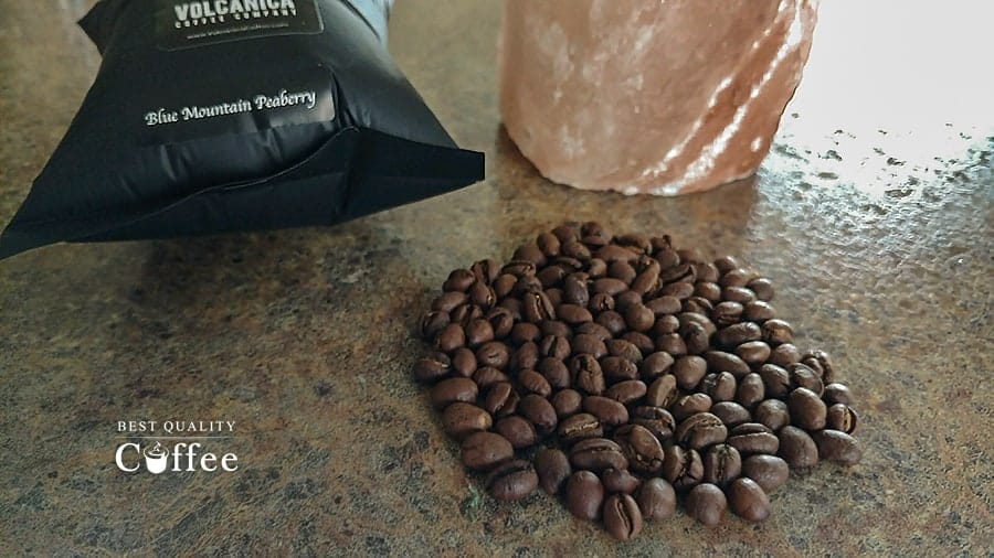 Volcanica Coffee Review - Volcanica Jamaican Blue Mountain Coffee