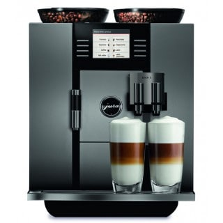Refurbished Jura Giga 5 Silver Espresso Machine