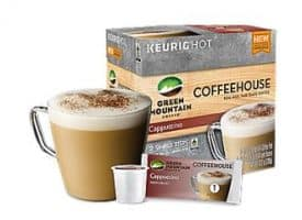 Green Mountain Coffeehouse Salted Caramel Machiatto K cups®  9ct