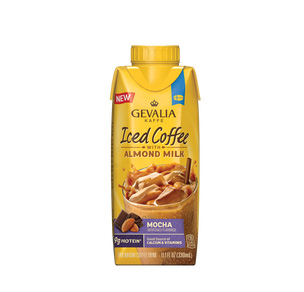 Gevalia Mocha Iced Coffee with Almond Milk 11.1oz
