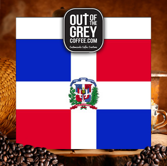 Out of the Grey Coffee Organic Feminino Dominican Republic Whole Bean Medium Roast Coffee 12oz