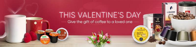 Valentine's Day Coffee Gift Ideas