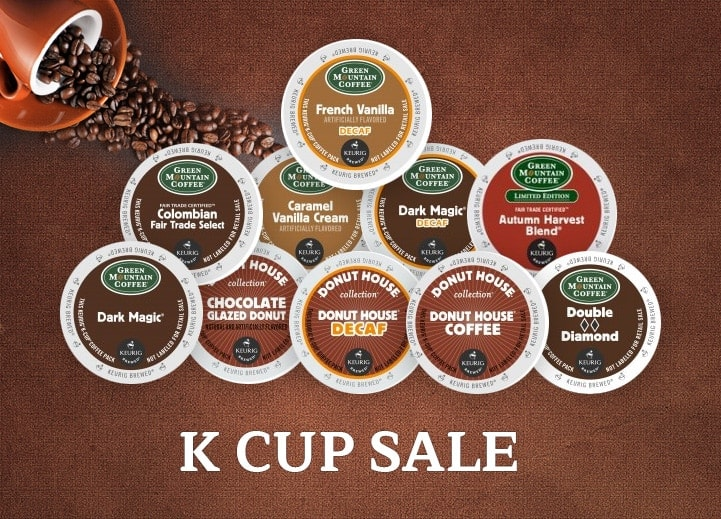 K Cup Sale - Green Mountain Deals