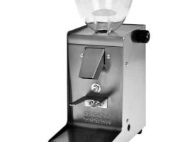 Ascaso i2 Doserless Coffee Grinder - Steel