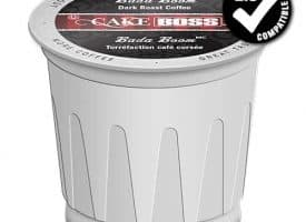 Cake Boss Bada Boom Dark Roast K cups®  24ct