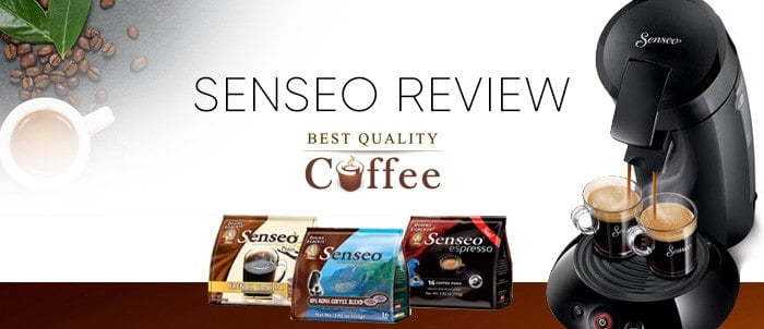 Senseo Review - Senseo Pods and Coffee Brewer