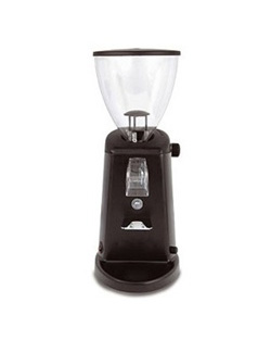 Ascaso i2 Doserless Coffee Grinder - Dark Black
