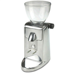 Ascaso i3 Mini Burr Coffee Grinder - Polished Aluminum
