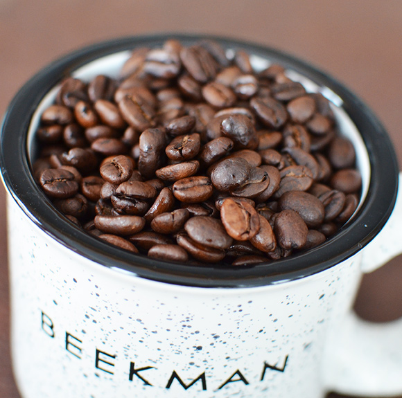 Beekman Mocha Java Mercantile Blend Ground Dark Roast 12oz